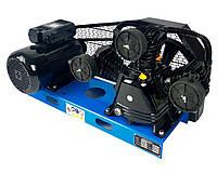 Компрессорный блок с двигателем AL-FA ALAC3065 : 4.8 кВт | Три цилиндра | 780 л/мин