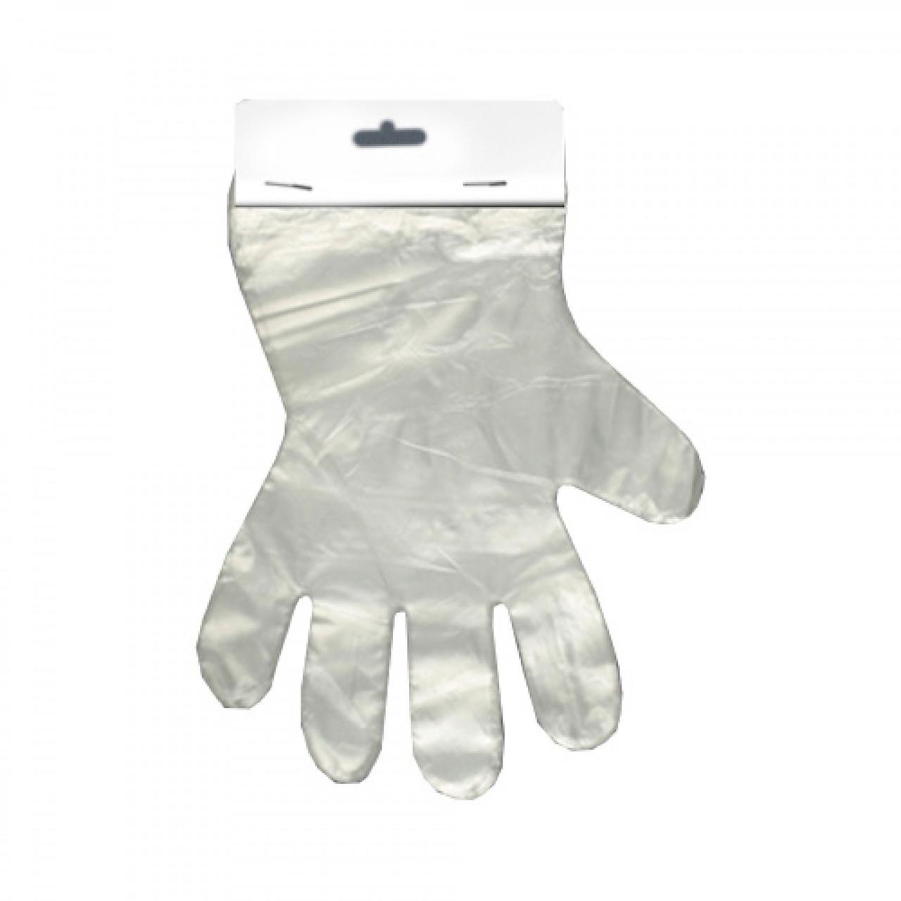 Medicom перчатки полиэтиленовые 100 шт.