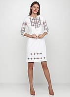 Платье вышиванка ЕтноМодерн M-1033-10
