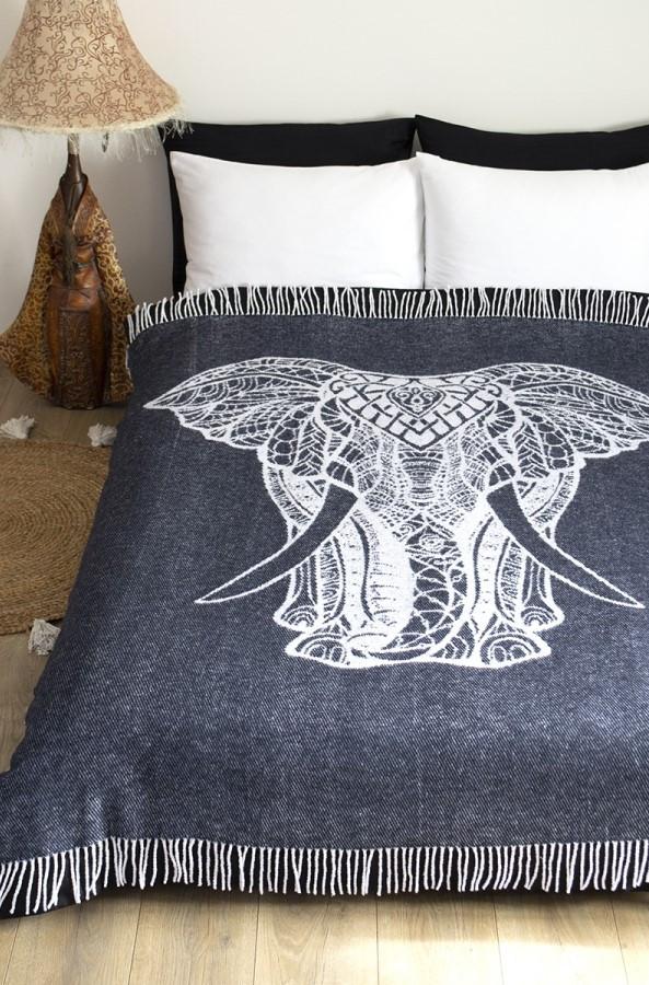 """Плед Lotus Zeus """"Elephant"""""""