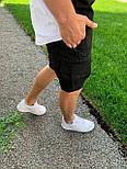 😜 Шорты - Мужские брючные шорты в полоску, фото 3