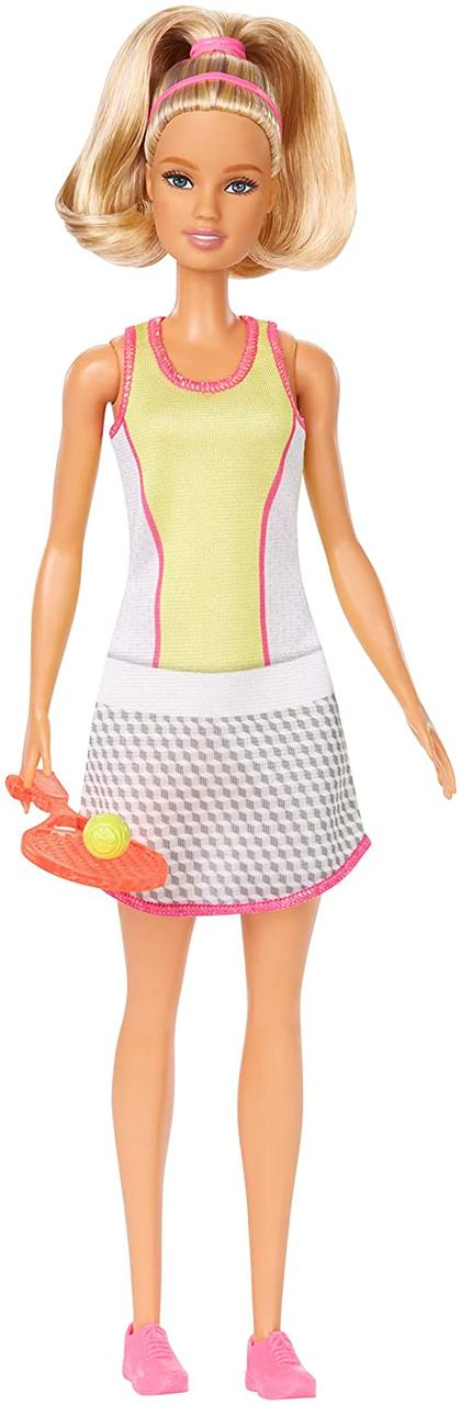 Барби Кукла Теннисистка Оригинал (GJL65) (887961813623)