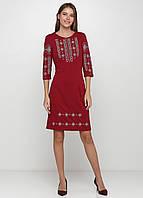 Платье вышиванка ЕтноМодерн M-1033-8