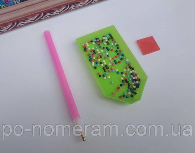 алмазная вышивка на подрамнике Бриллиантовые ручки комплект