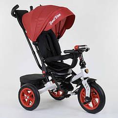 Велосипед 3-х колёсный Best Trike 9500 - 7750 Красный IG-76988, КОД: 1369780