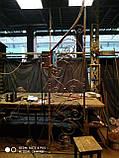 Кованые перила для лестницы. Кована огорожа сходів., фото 4