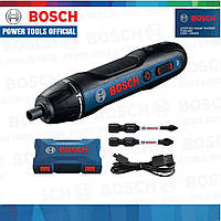 Аккумуляторная отвертка Bosch GO 2 Professional (кейс/2 биты) (06019H2100)