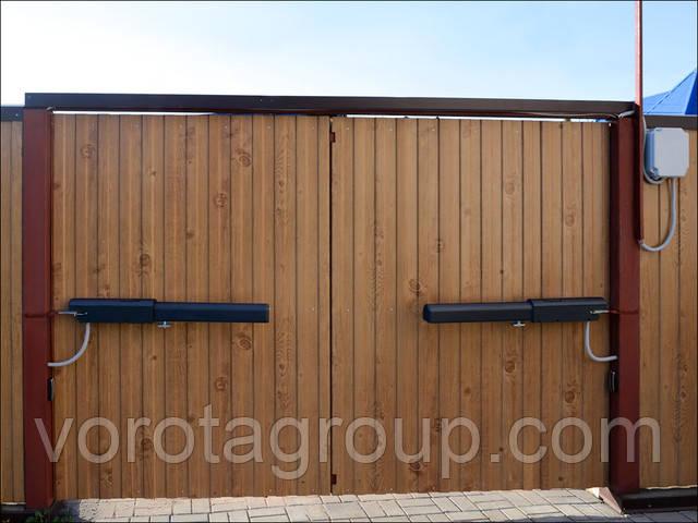 Комплект автоматики для распашных ворот DoorHan SW-3000 KIT
