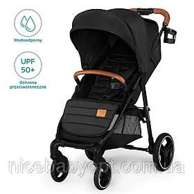 Прогулянкова коляска Kinderkraft Grande LX Black