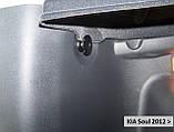 Верхня полка багажника KIA Soul Mk1 LIFT 2012-2014, фото 8