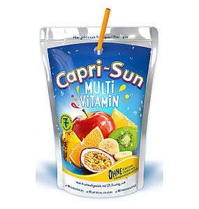 Напій CAPRI-SUN Multivitamin 0,2 л, 10 шт/уп. 40 шт/ящ.