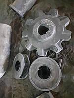 Серый чугун литье металла, изготовление деталей, фото 2