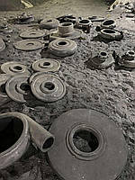 Серый чугун литье металла, изготовление деталей, фото 7