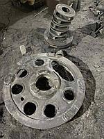 Серый чугун литье металла, изготовление деталей, фото 3