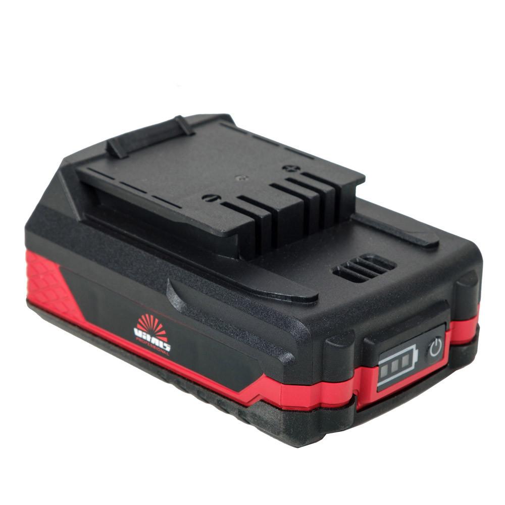 Аккумулятор 18В 2.0Ач Vitals ASL 1820 t-series