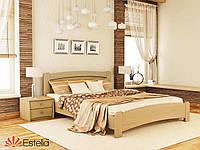 Кровать двуспальная из натурального дерева Венеция Люкс 160х200, 102, Масив 2Л4