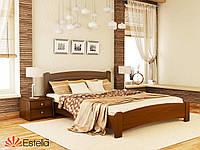 Кровать двуспальная из натурального дерева Венеция Люкс 160х200, 103, Масив 2Л4