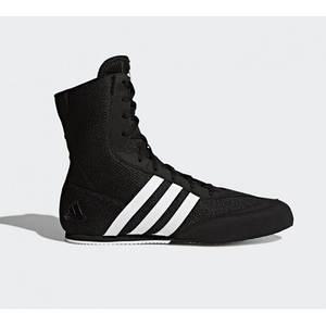 Взуття для боксу (боксерки) Adidas Box Hog 2 (чорні, BA7928)