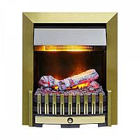 Электрокамин Dimplex Danville Antique Brass с увлажнителем воздуха