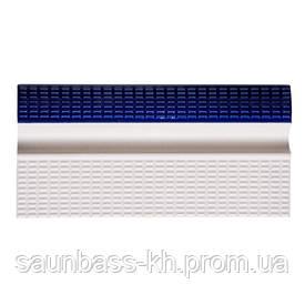 Плитка бордюрная с поручнем Aquaviva керамика + глазурь (AV3-1/YC3-1)