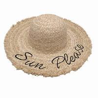 Женская соломенная шляпа. Модель А-7, фото 2