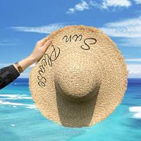 Женская соломенная шляпа. Модель А-7, фото 3