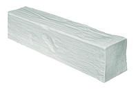 Балка Модерн ED 105 (4м) classic біла 19х13. DecoWood