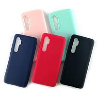 TPU чехол Candy для Xiaomi Mi Note 10 Lite (Разные цвета)