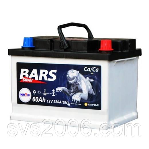 АКБ 6СТ-60 R+ (пт 520) Lite BARS