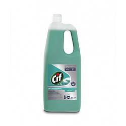 Cif Pro Formula Oxy-Gel Ocean для очищення поверхонь на основі активного кисню, 2 л