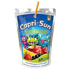Напій CAPRI-SUN Monster Alarm 0,2л 10шт/уп, 40шт/ящ