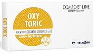 Контактные линзы OXY TORIC (3 шт ), Interojo, фото 1
