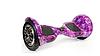ГИРОСКУТЕР SMART BALANCE PREMIUM PRO 10 дюймов Wheel Розовый космос TaoTao APP автобаланс, гироборд, фото 5