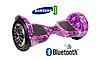 ГИРОСКУТЕР SMART BALANCE PREMIUM PRO 10 дюймов Wheel Розовый космос TaoTao APP автобаланс, гироборд, фото 2