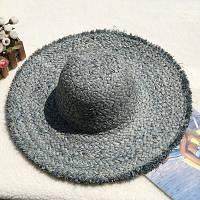 Женская соломенная шляпа. Большой выбор цветов! Модель А-8, фото 2