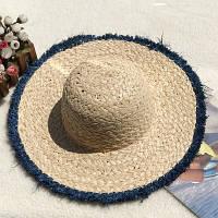 Женская соломенная шляпа. Большой выбор цветов! Модель А-8, фото 5