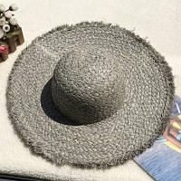 Женская соломенная шляпа. Большой выбор цветов! Модель А-8, фото 6