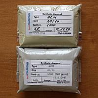 Синтетические алмазные микропорошки АСМ 20/14., фото 1