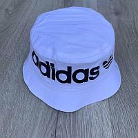 Панама унисекс Adidas реплика Белая