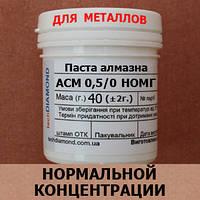 Паста алмазная АСМ 0,5/0 НОМГ
