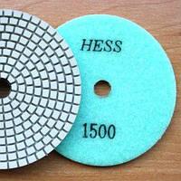 Алмазные гибкие полировальные круги («липучки», «черепашки») №1500