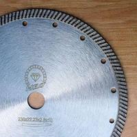 Диск алмазный отрезной HESS Pro Turbo 230мм * 22,23мм