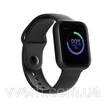 Умные часы Smart Watch SX16 Black (101147)