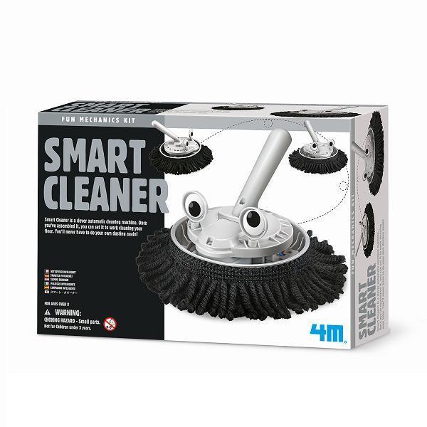 Набор для творчества 4M Робот-уборщик (00-03380)