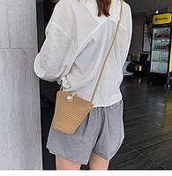 Жіноча літня сумочка. Модель 3015, фото 3