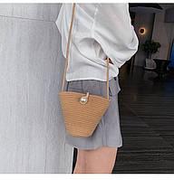 Жіноча літня сумочка. Модель 3015, фото 6