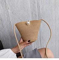 Жіноча літня сумочка. Модель 3015, фото 7