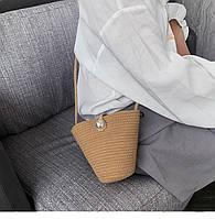 Жіноча літня сумочка. Модель 3015, фото 5
