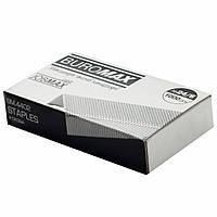 Скоби для степлеру № 24/6, Buromax BM.4402 (1000 штук)
