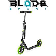 Самокат для детей Blade Sport Quick 205, black/green matt